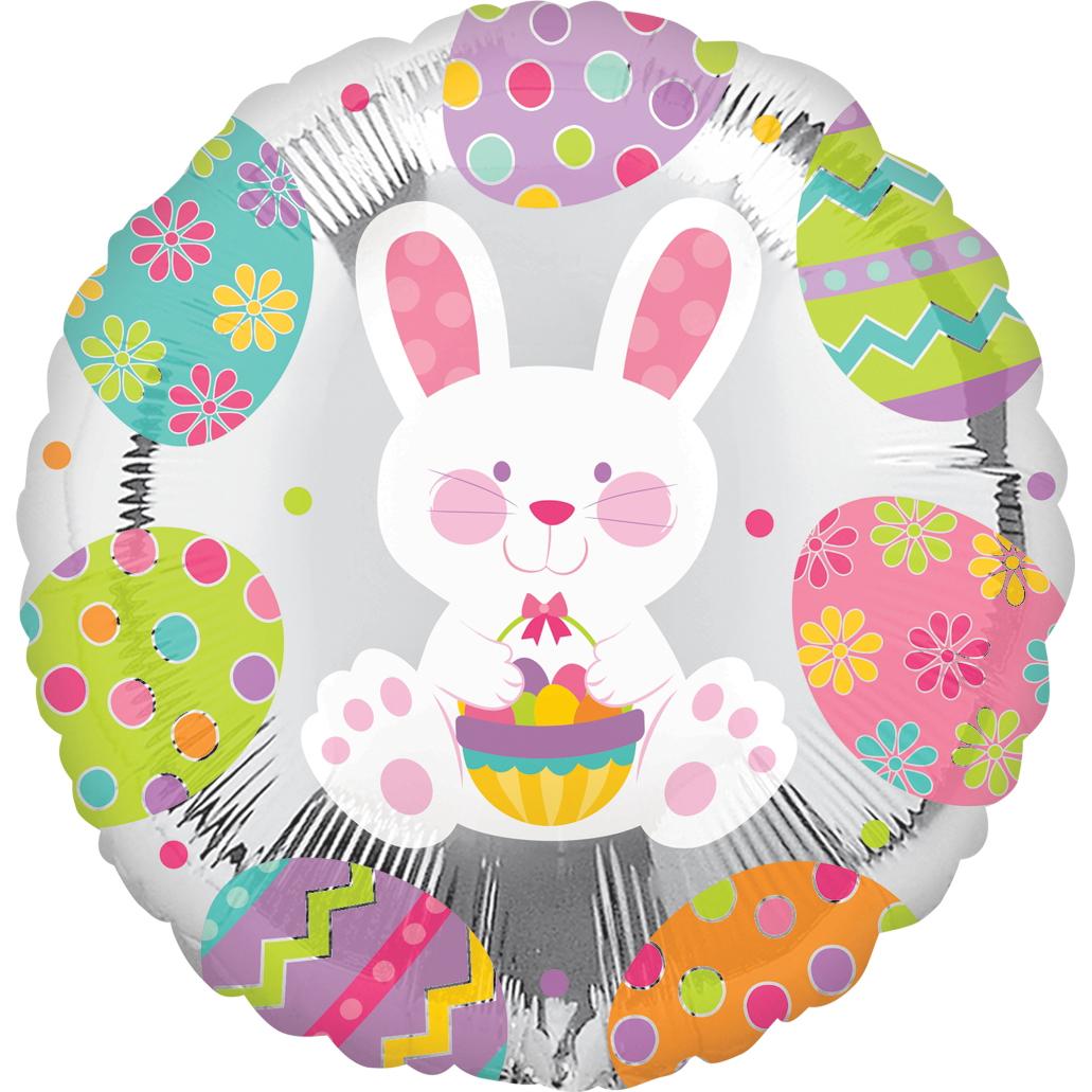 Easter Balloonatics Anagram
