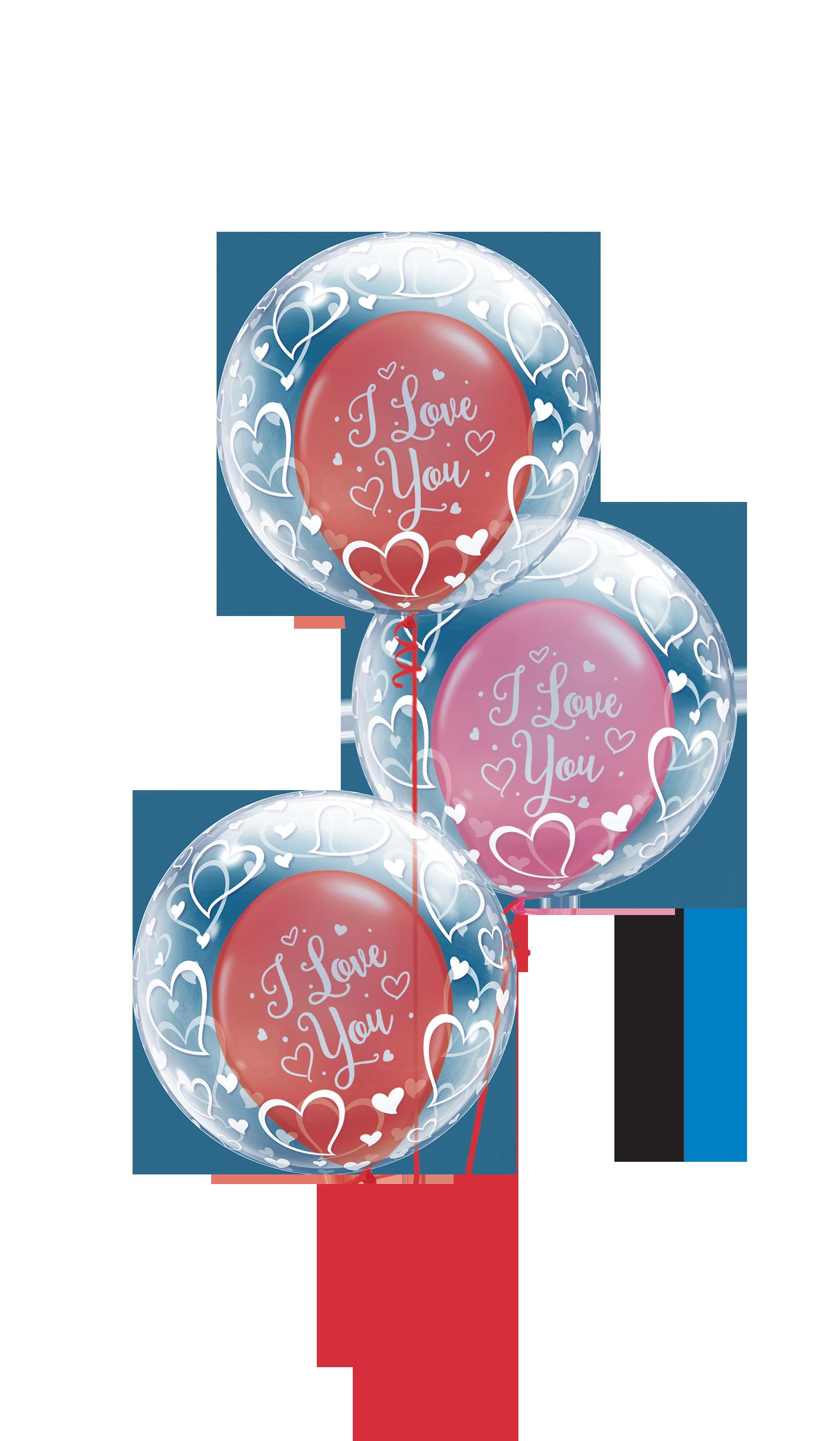 Valentine's Day Balloons!