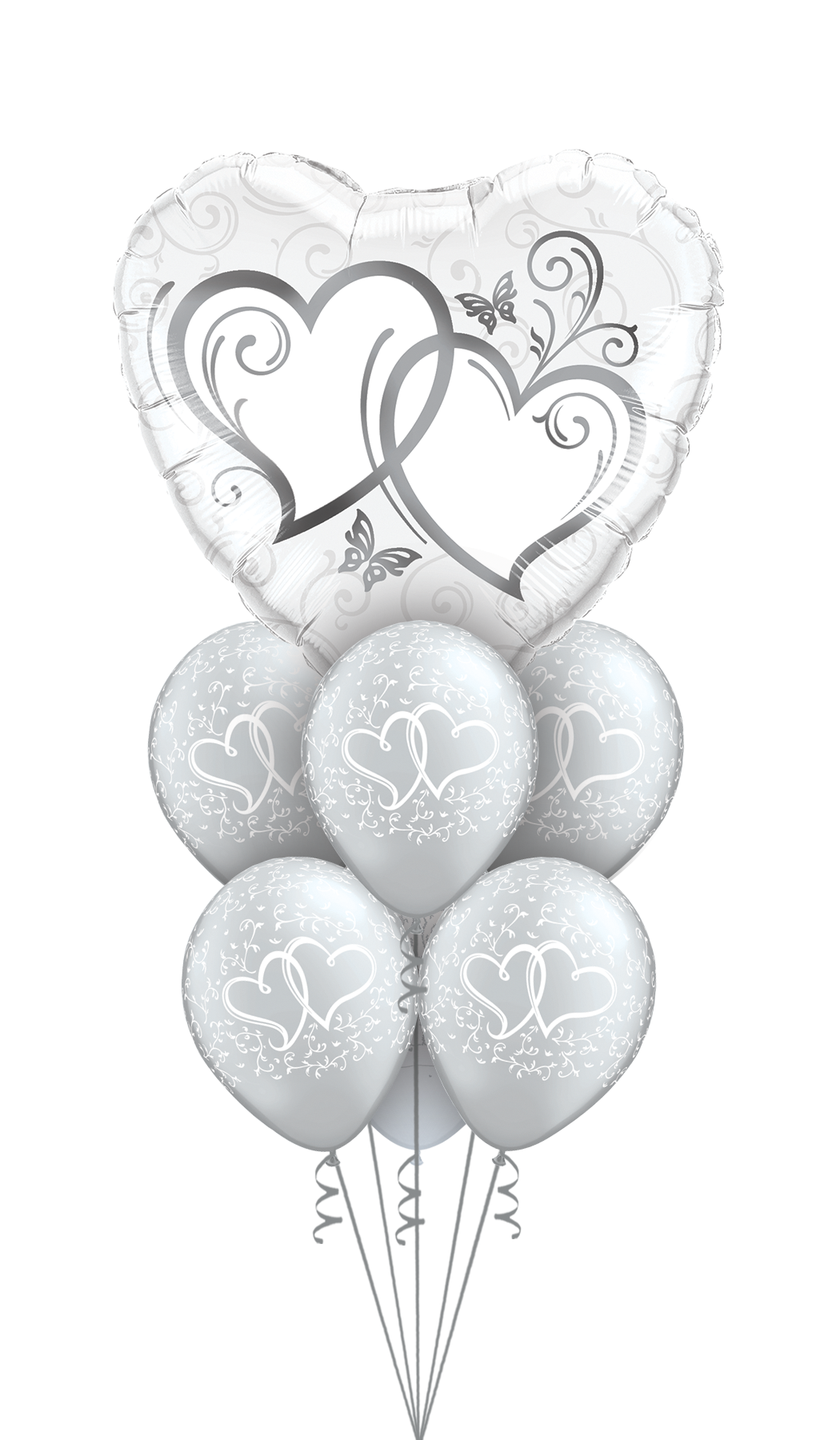 Valentines Day Balloons